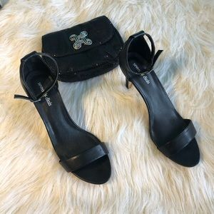 NWT Seven Dials Wickford Ankle Strap D'Orsay Pumps